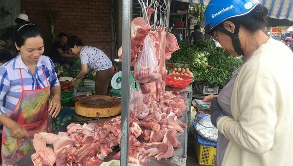TP HCM đang nỗ lực kiểm soát nguồn thịt lợn
