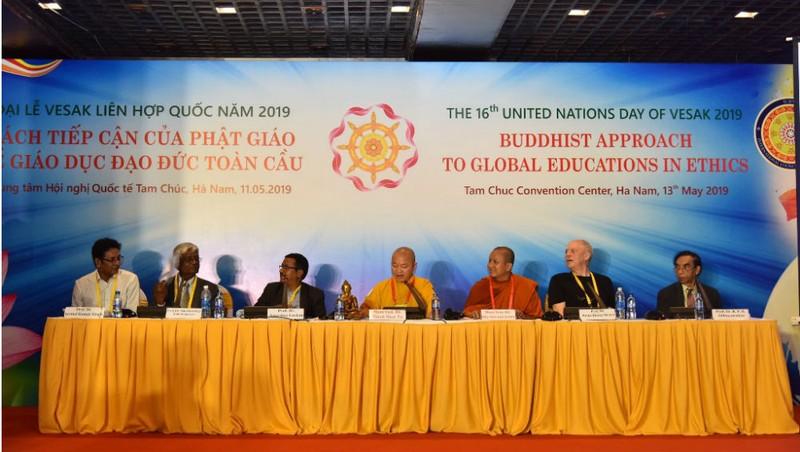 """Phật giáo thời 4.0 – chủ đề làm """"nóng"""" diễn đàn Vesak 2019"""