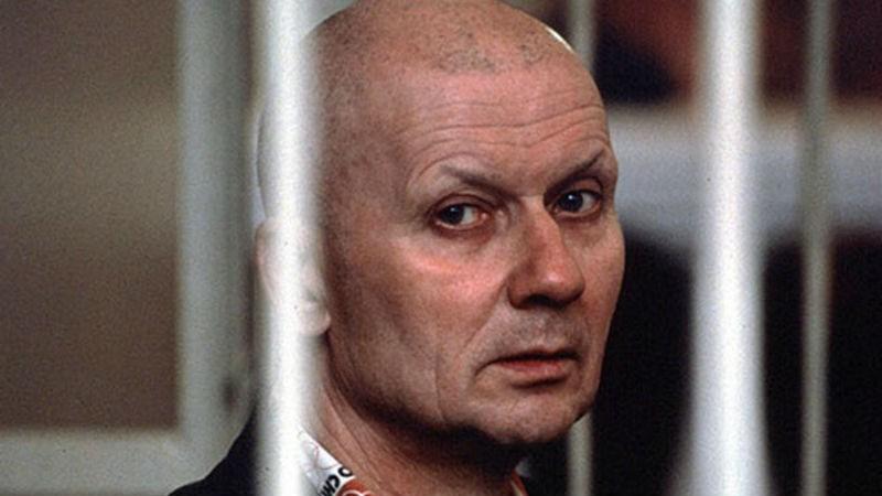 Phiên tòa xét xử tội trạng của Chikatilo diễn ra tại thành phố Rostov vào tháng 4/1992 và được bảo vệ hết sức nghiêm ngặt