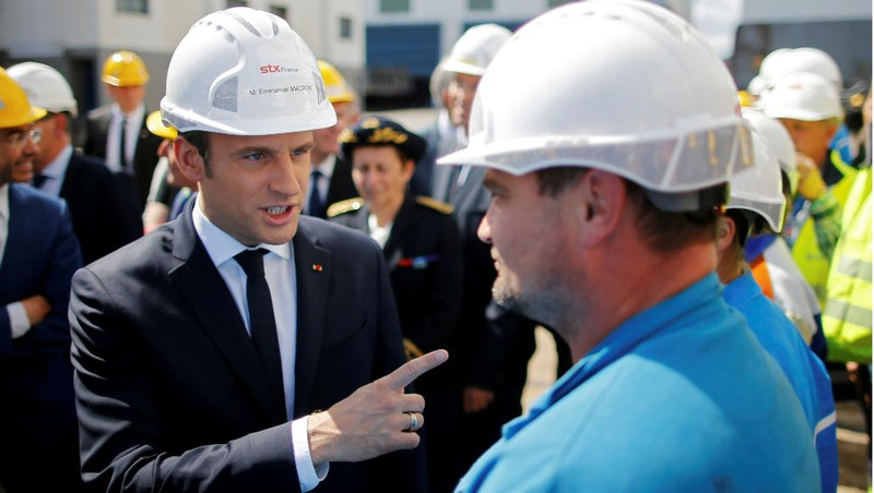 Pháp là quốc gia có quy định hiếm hoi tuần làm việc 35 giờ