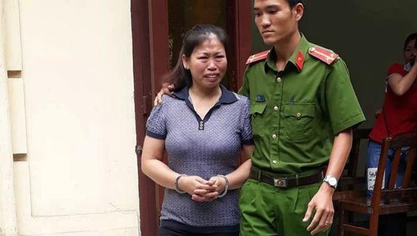 Đầu độc gia đình em dâu, Thu lĩnh án 10 năm tù.