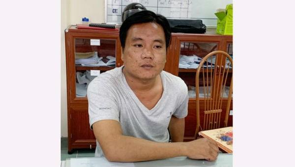 Nghi phạm Nguyễn Văn Dũng
