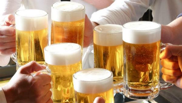 Câu chuyện rượu bia