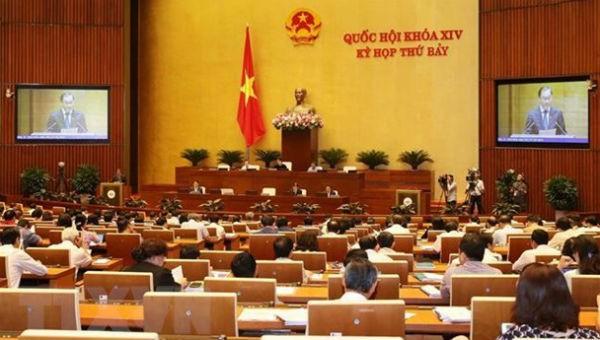 Toàn cảnh kỳ họp thứ 7, Quốc hội XIV