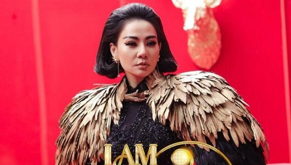 Thu Minh gây tranh cãi khi gọi mình là Diva