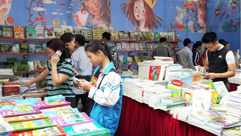 Nhiều nơi trên cả nước hưởng ứng Ngày hội Văn hóa đọc.