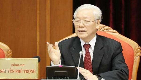 Tổng Bí thư, Chủ tịch nước Nguyễn Phú Trọng: Kiên quyết không để lọt vào cấp ủy người tham vọng quyền lực