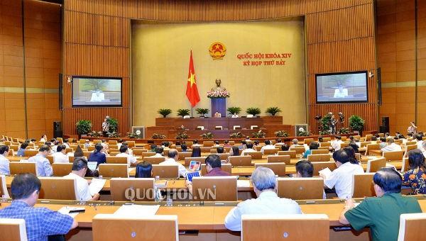 Tuần làm việc cuối của Kỳ họp thứ 7 diễn ra từ ngày 10-14/6