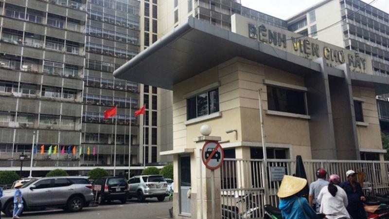 Bệnh viện Chợ Rẫy là một trong bốn BV được cho phép thí điểm tự chủ toàn diện