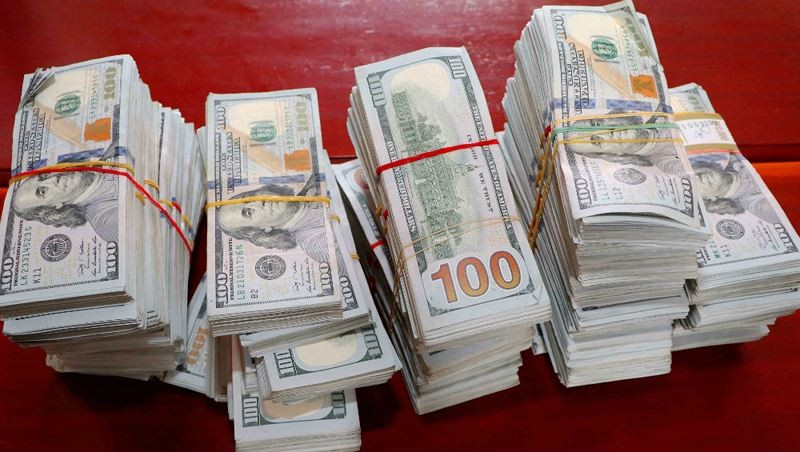 Số tiền bị bỏ lại