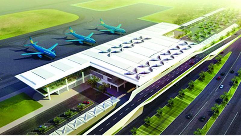 Cảng hàng không Quảng Trị là một trong 28 CHK nội địa đưa vào khai thác giai đoạn từ năm 2020 - 2030 với quy mô hàng không dân dụng cấp 4C, diện tích sử dụng đất 312 ha. Ảnh Báo Giao thông