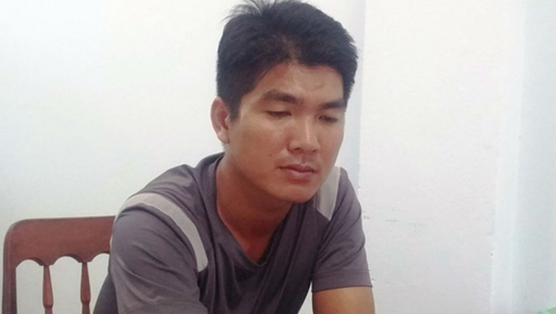 Đối tượng Trần Minh Phông