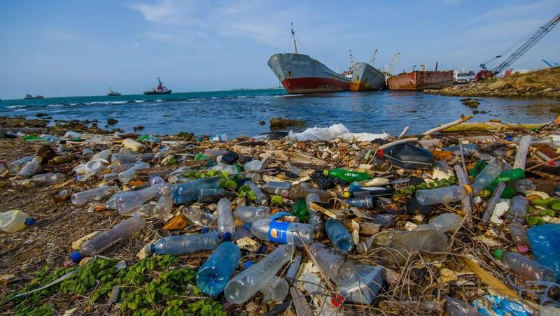 Ô nhiễm rác thải nhựa đã trở thành một vấn đề lớn nhất của đại dương