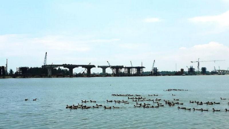 Dự án 1500 tỷ làm đập dâng sông Trà Khúc: Bản ĐTM có dấu hiệu phạm hàng loạt gian dối