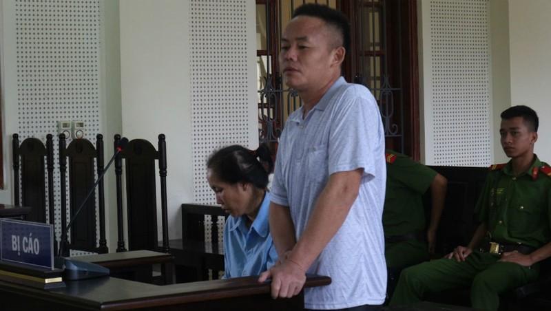Bị cáo Lầu Giống Lồng phải nhận bản án cao nhất vì tội Mua bán trái phép chất ma túy.
