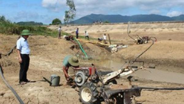 Phú Yên đề nghị hỗ trợ hơn 57 tỷ đồng chống hạn