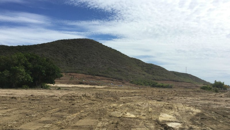 """Dự án khu du lịch Dốc Lết- Phương Mai triển khai thu hồi đất kiểu """"xôi đỗ""""."""