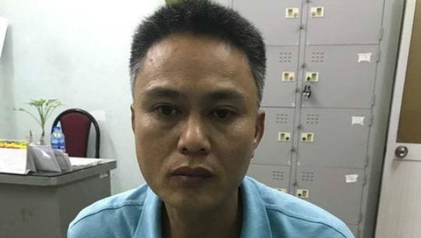 Nguyễn Cảnh Hoan tại cơ quan điều tra