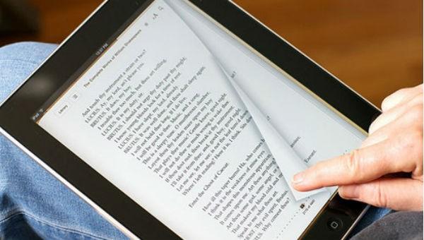 Sách điện tử cũng phải đối mặt với vấn đề sách lậu.