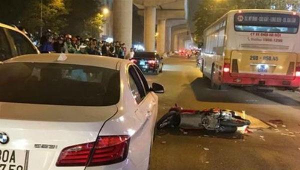Số lượng các vụ tai nạn giao thông nữ giới lái xe gây ra chiếm khoảng 13%