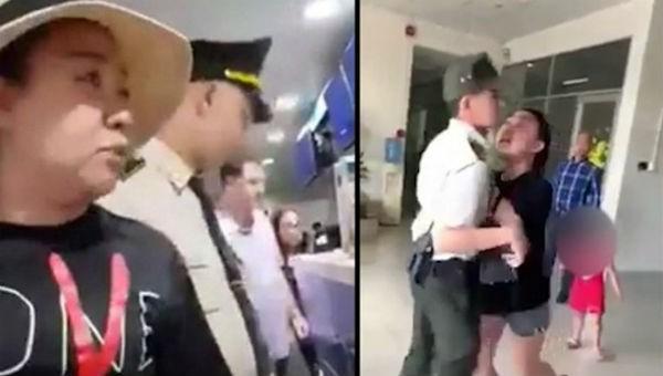 Nữ hành khách thóa mạ nhân viên hàng không, gây náo loạn sân bay Tân Sơn Nhất bị phạt 200.000 đồng