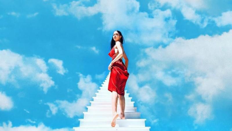 """Cầu thang vô cực xây dựng chưa có phép nhưng là một địa điểm """"sống ảo"""" có tiếng ở Đà Lạt."""