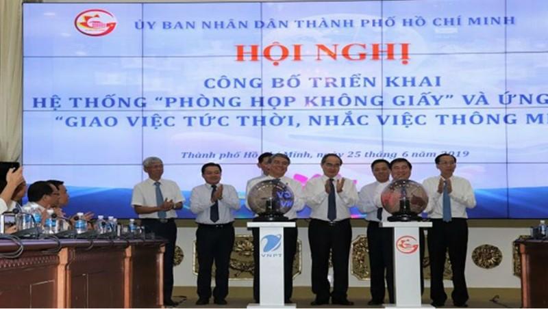 VNPT khẳng định vai trò dẫn dắt trong chuyển đổi số tại Việt Nam