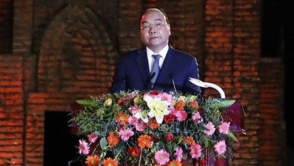Thủ tướng chia sẻ niềm vui với Quảng Nam