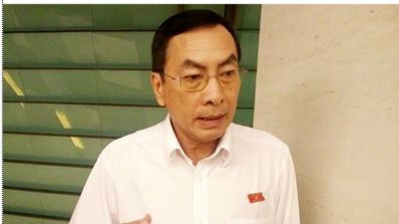 Ông Phạm Văn Hòa cho rằng chính sách đãi ngộ với nhân tài phải tương xứng với năng lực, trình độ của họ