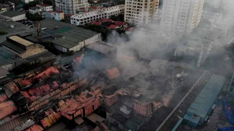 Vụ cháy Công ty Rạng Đông: Làm rõ trách nhiệm tổ chức, cá nhân liên quan để xử lý