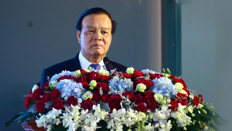 Phó Thủ tướng kiêm Bộ trưởng Bộ Tài chính Cộng hòa Dân chủ Nhân dân Lào Somdy DOUANGDY ghi nhận sự phát triển và đóng góp của VietinBank Lào