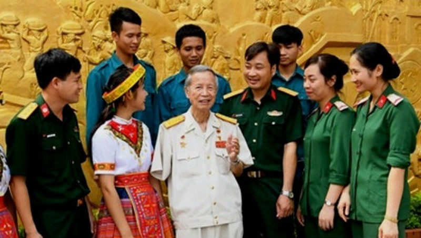 Anh hùng La Văn Cầu được vinh danh Công dân Thủ đô ưu tú
