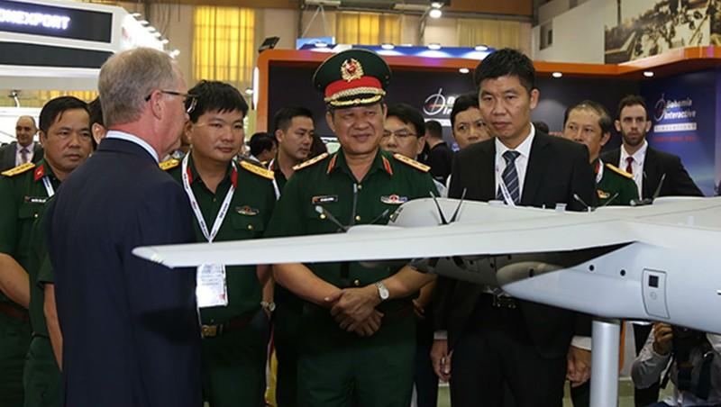 Triển lãm Quốc tế về Quốc phòng và An ninh tại Việt Nam: Quy tụ nhiều thương hiệu hàng đầu thế giới