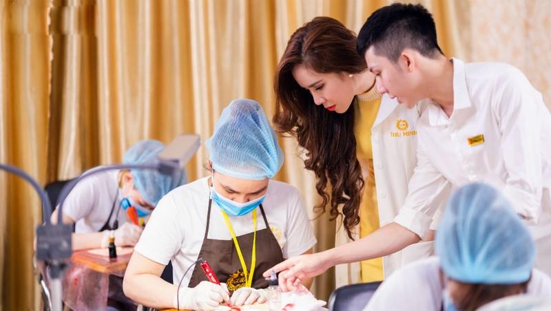 Công ty TNHH MTV Chăm sóc sắc đẹp Thu Minh: Thành công từ tinh thần thượng tôn pháp luật