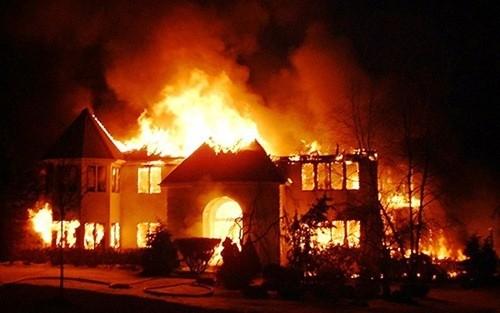 Hoang báo cháy nhà, người đàn ông bị phạt 3,5 triệu đồng