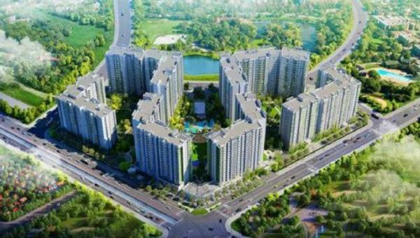 Dự án Khu liên hợp thể dục thể thao và dân cư Tân Thắng.