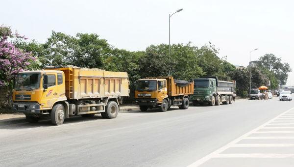 Điểm danh 9 tỉnh, thành phố để xe quá tải 'hoành hành'