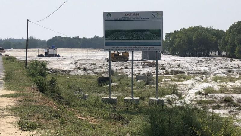 Cảnh báo 'cơn sốt' đất đai ven biển Phú Vang (Thừa Thiên - Huế): Liều mạng mua bán đất… Nhà nước quản lý