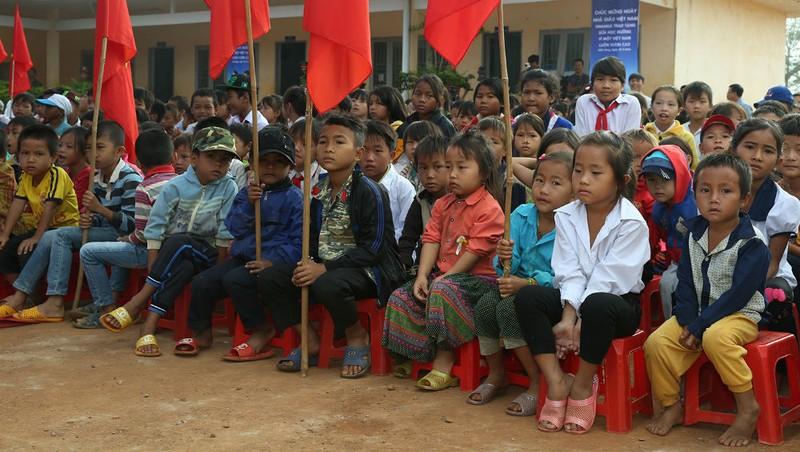 Xây dựng nông thôn mới: Cả nước có 99% trẻ 6 tuổi vào lớp Một
