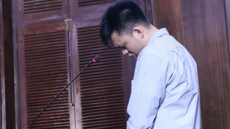 Bị cáo Hiếu bị tuyên phạt mức án tử hình
