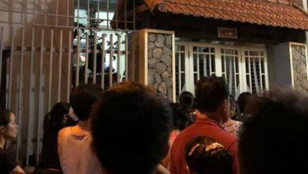 Thau rửa bể nước ngầm, nam thanh niên Hà Nội bất ngờ tử vong
