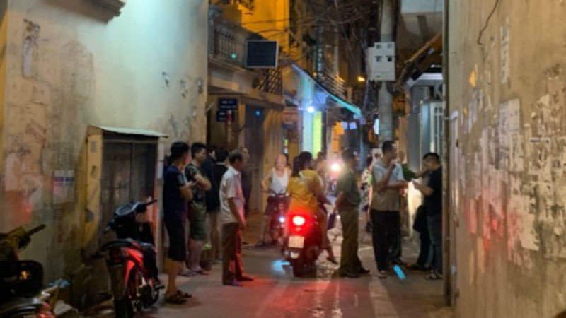 Xác định nguyên nhân tử vong của nam thanh niên Hà Nội dưới bể nước ngầm