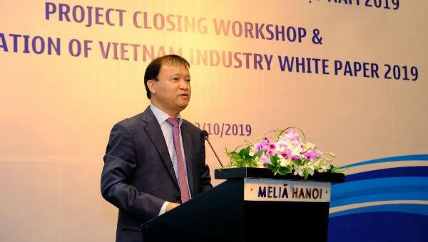 Công bố Sách Trắng Công nghiệp: Chỉ số công nghiệp Việt Nam đứng thứ 42 toàn cầu