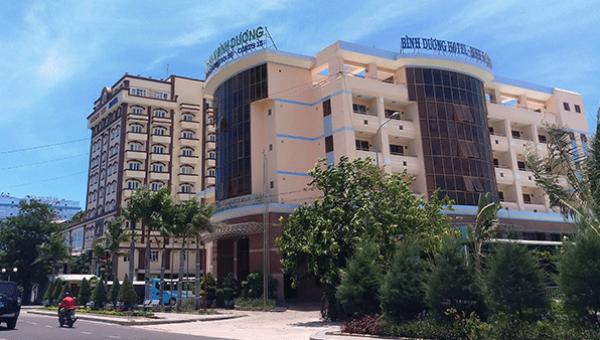 Khách sạn Bình Dương sẽ được di dời trong năm 2019. Ảnh Vietnamnet