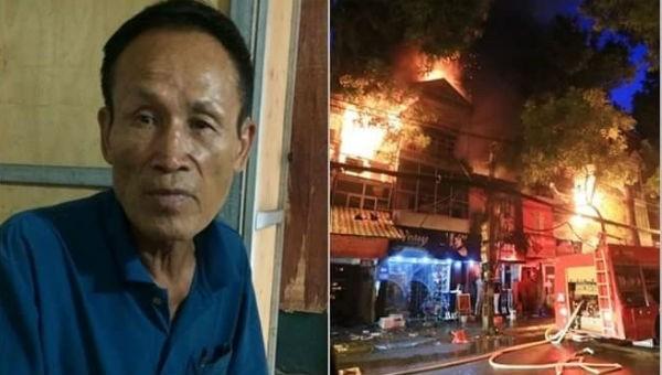 Hà Nội ra cáo trạng vụ cháy liên hoàn gần Bệnh viện Nhi
