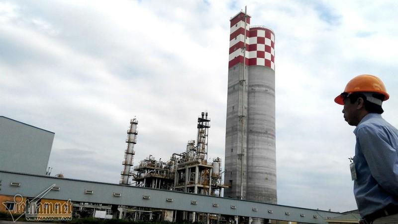 Nhà máy đạm Hà Bắc lỗ 342 tỷ đồng. Ảnh Vietnamnet.