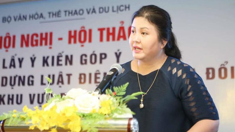 Bộ VHTT&DL quyết định kỷ luật khiển trách, thôi giao nhiệm vụ Quyền Cục trưởng Cục Điện ảnh với bà Nguyễn Thị Thu Hà từ 28/10/2019.