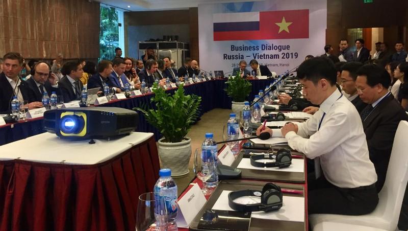 Tham dự diễn đàn có sự tham gia của nhiều doanh nghiệp lớn của Việt Nam như Vingroup, Eurowindow, Vietjet… và nhiều doanh nghiệp của Nga.