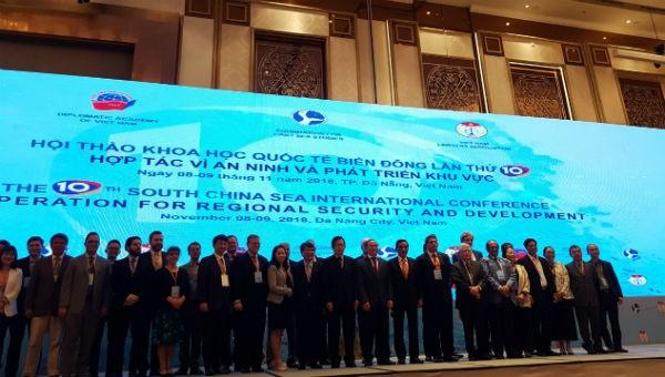 Hội thảo khoa học về Biển Đông lần thứ 10