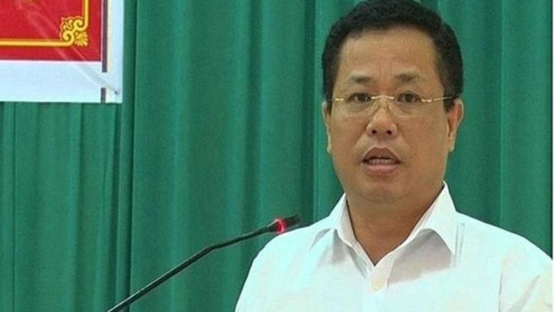 Nguyên bí thư thị xã Bến Cát (Bình Dương) Nguyễn Hồng Khanh.